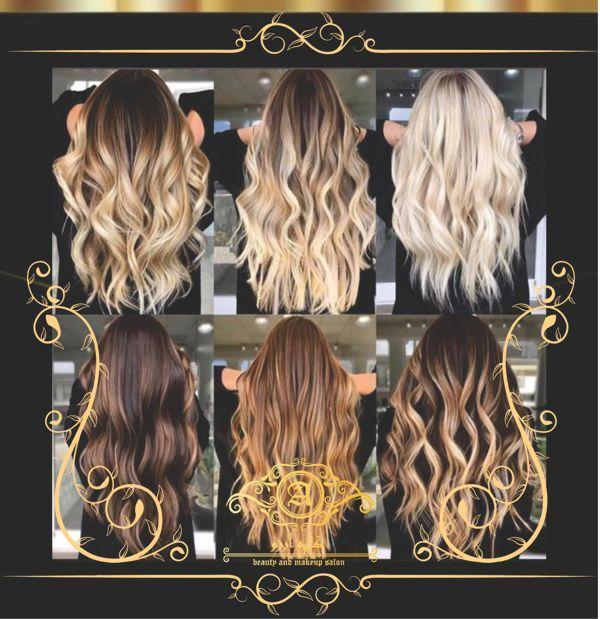 آموزش رنگ مو با مدرک فنی حرفه ای