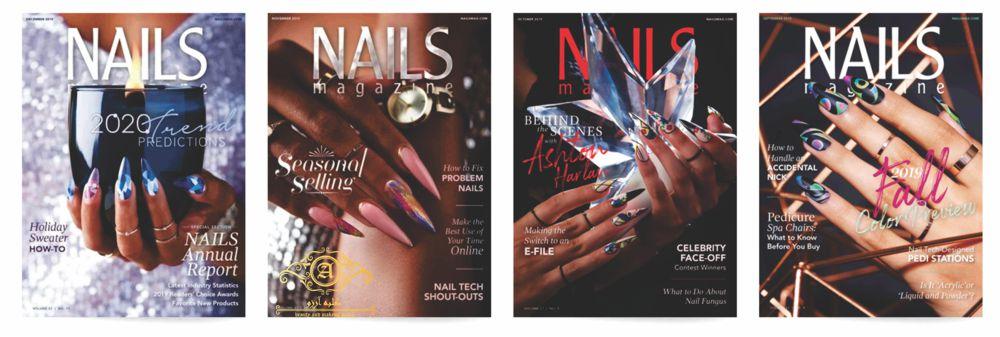 مجله طراحی و کاشت ناخن